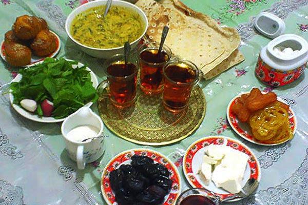 توصیه های بهداشتی در ماه مبارک رمضان/موارد تخلف را گزارش کنید