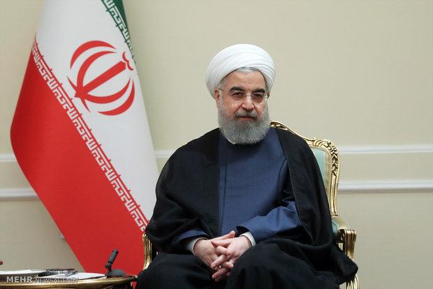 روحاني : تنفيذ الاتفاقيات بين طهران وليوبليانا ضروري لتوثيق العلاقات المشتركة بين الجانبين