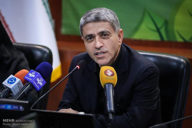 وزیر اقتصاد طیب نیا رونمایی و افتتاح سامانه صدور مجوزهای زیست محیطی