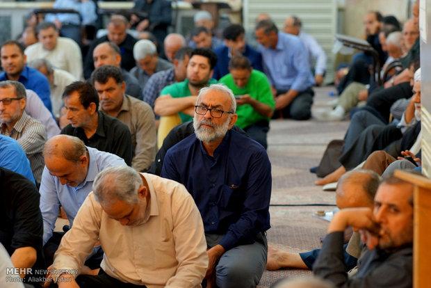 جلسات تفسیر قرآن کریم در گرگان