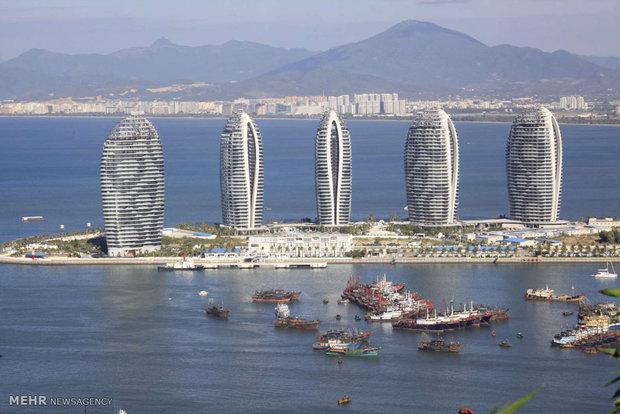 الابنية المعمارية الصينية