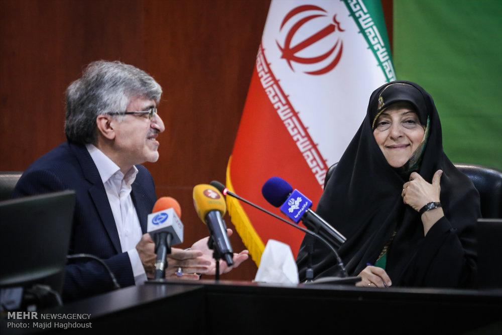 رونمایی و افتتاح سامانه صدور مجوزهای زیست محیطی