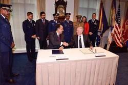 قرارداد نظامی میان قطر و آمریکا