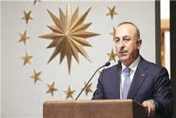 جاويش أوغلو: تركيا معنية بمن سيكون على حدودها مع العراق