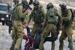 بازداشت فلسطینیان
