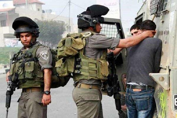 یورش وحشیانه نظامیان صهیونیست به کرانه باختری