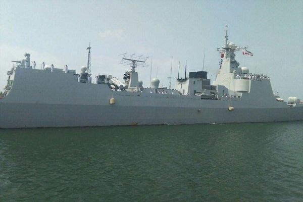 عودة المجموعة البحرية 49 التابعة للاسطول الايراني الى بندرعباس