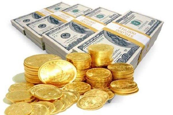 قیمت سکه ۳ هزار تومان افزایش یافت/ ثبات دلار روی ۴۲۰۰ تومان
