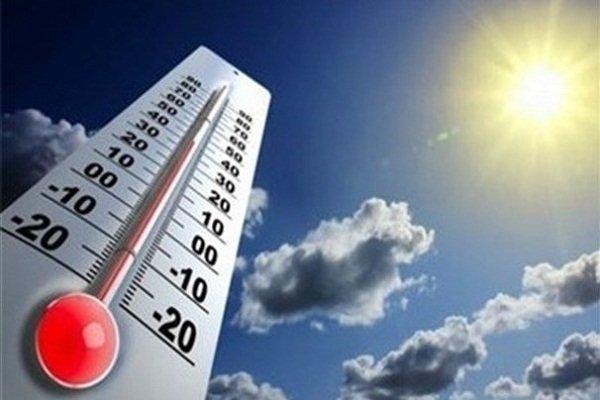 «دلگان» گرمترین شهر ایران در شبانهروز گذشته شد