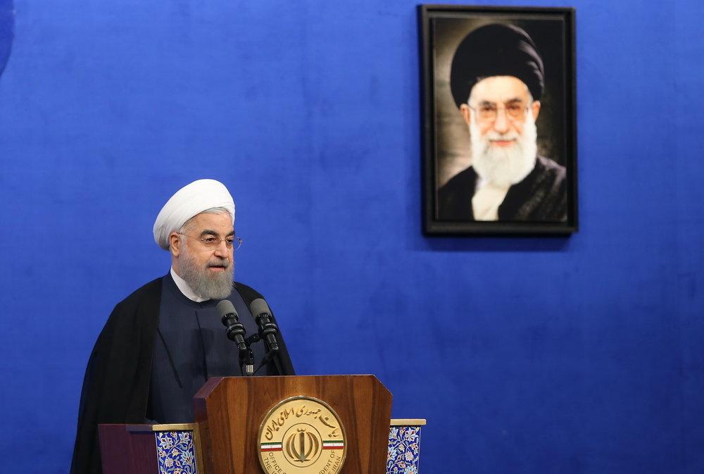 Ruhani: Avrupa, ABD'ye karşı anlaşmadan yana