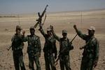 Suriye ordusundan terör karşıtı operasyonlarda yeni aşama