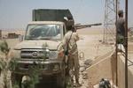 روس کا شامی فوج پر حملے کے سلسلے میں امریکہ کو انتباہ