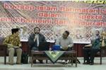 وحدت و اسلام سیاسی جزو اصول اساسی اندیشه امام خمینی (ره) است