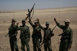 سيطرة الجيش السوري على  تلال استراتيجية في ريف حمص