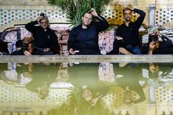 مراسم احیای شب بیست و یکم ماه رمضان در مسجد جامع بازار تهران