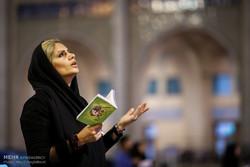 مراسم احیای شب بیست و یکم ماه رمضان در مصلی امام خمینی (ره) تهران