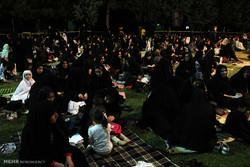ارومیہ  میں حضرت علی(ع) کی شہادت اور شب قدر کی مناسبت سے عزاداری و مناجات