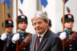 نخستوزیر ایتالیا وارد قطر شد