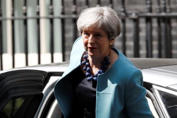 ترزا می نخست وزیر انگلیس