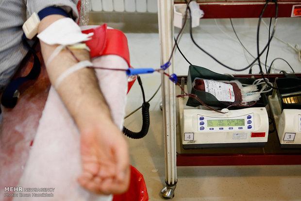 فعالیت پایگاههای انتقال خون البرز در ایام تاسوعا و عاشورا