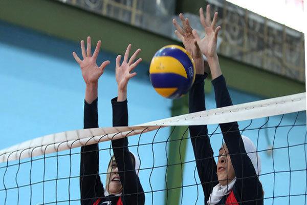 اراک میزبان مسابقات والیبال امید دختران کشور