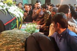 مراسم تشییع نمادین حضرت علی(ع) در ورامین برگزار شد