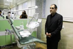 طرح توسعه بیمارستان و کلینیک تخصصی نمین افتتاح شد