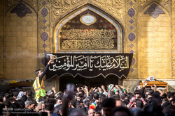 ثلاثة ملايين زائر احيوا ذكرى استشهاد الامام علي وليلة القدر بالنجف