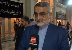 Top Lawmaker denounces Senate's anti-Iran sanctions