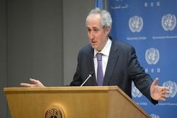 سازمان ملل بر لزوم حفظ دستاوردهای توافق هسته ای تاکید کرد