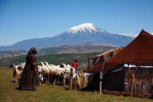 کوچ عشایر آذربایجان غربی آغاز شد/زندگی با طعم طبیعت