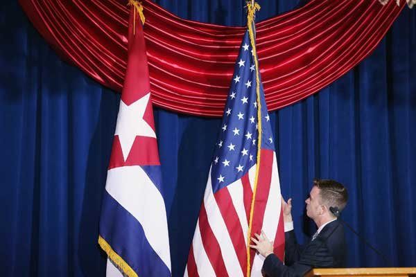 Trump puts Cuba back on list of state sponsors of terrorism