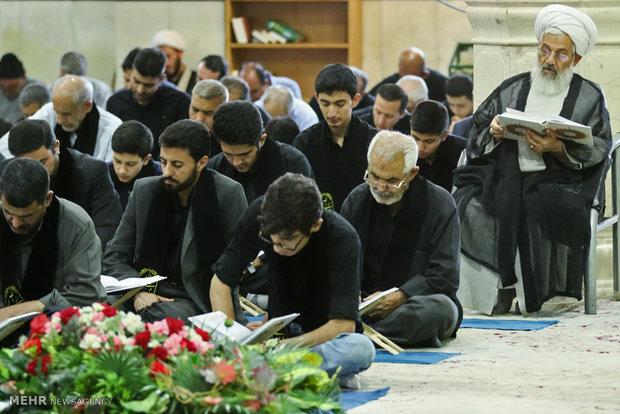 Zencanlılardan Kur'an okuma ziyafeti