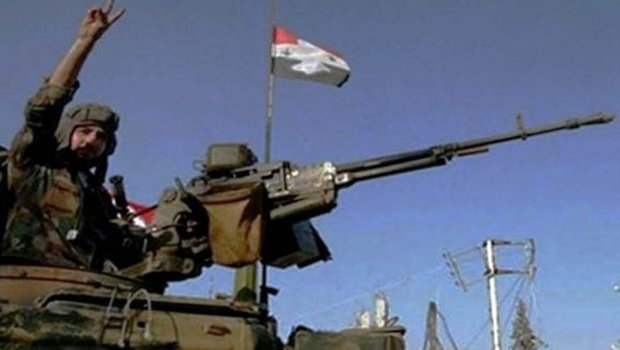 Syrian army air force kills ISIL terrorists in Hama, Raqqa