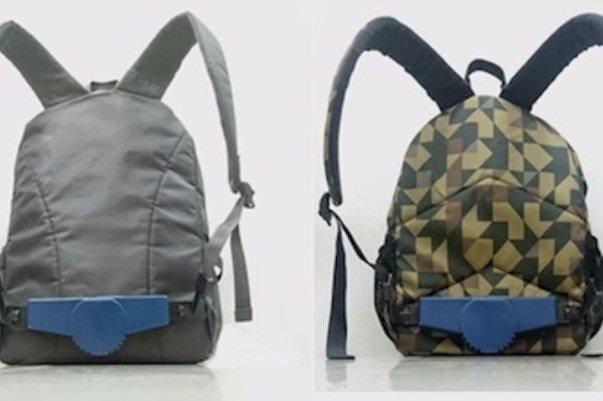 تعرفوا على حقيبة تساعد على تخفيض درجة حرارة الجسم في موسم الصيف