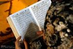 مراسم احیای شب بیست و سوم ماه رمضان در گلزار شهدای کرمان