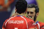 معروف: بهترین عملکرد تاریخ والیبال ایران را رقم زدیم