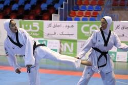 رقابت های تکواندوی دختران استان مرکزی در اراک پایان یافت