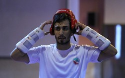 تکواندو- سجاد مردانی