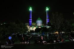 مراسم احیای شب بیست و سوم ماه رمضان در مسجد شهید بهشتی