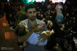 مسجد شہید بہشتی میں شب قدر عقیدت و احترام کے ساتھ منائی گئی