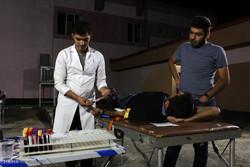 مراسم احیای شب بیست و سوم ماه مبارک رمضان در دانشگاه علوم پزشکی ارومیه