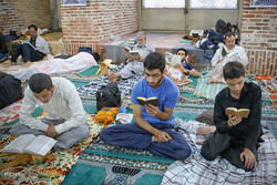 سنت حسنه اعتکاف در ماه مبارک رمضان