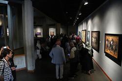 افتتاح نمایشگاه در موزه هنرهای معاصر