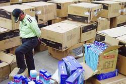 کشف محموله قاچاق ۳۵۰ میلیون تومانی در بندر تیاب