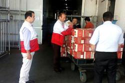 توزیع بیش از ۹۰۰ بسته غذایی و برپایی سفره های مهربانی در تبریز