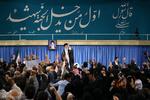 هزاران نفر از بسیجیان فردا با رهبر معظم انقلاب دیدار میکنند