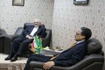رایزنی ایران و موریتانی در خصوص مسائل منطقه ای ومبارزه با تروریسم