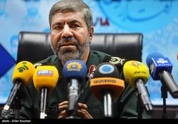 الناطق باسم حرس الثورة يكشف نسبة القطعات البحرية التي ستشارك في الاستعراض العسكري