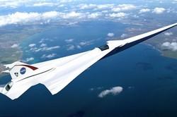 ناسا هواپیمای سوپرسونیک می سازد